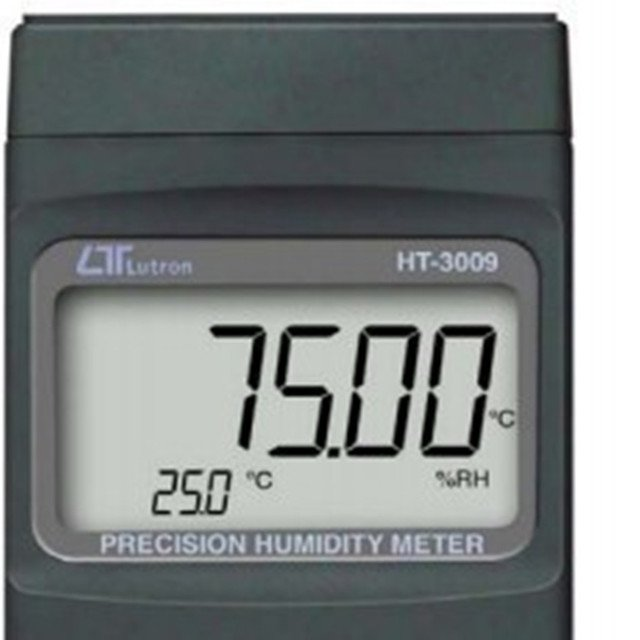 HT-3009 Memory Type Precise Humidity Temperature Data Logger Dew Point Meter Hygrometer Housing case
