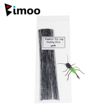 Wifreo 1Pack//2Packs 15cm Fly Tying Plastic Insect Leg Ant Fly Bee Stonefly Legs