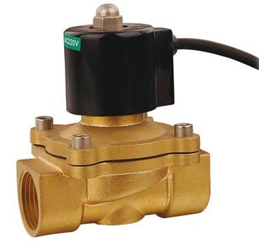Free Shipping 2W250-25 Waterproof IP68 Class Solenoid Valves G1'' Ports 5pcs In Stock Fast Ship