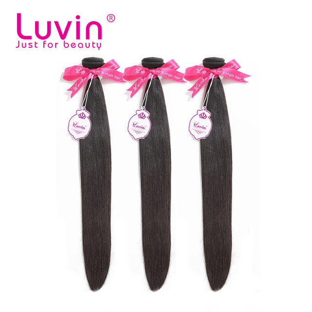 Grade 6A 3 Bundles Lot Malaysian Virgin Hair Straight 100% Unprocessed Malaysian Human Hair Products Shipping Free