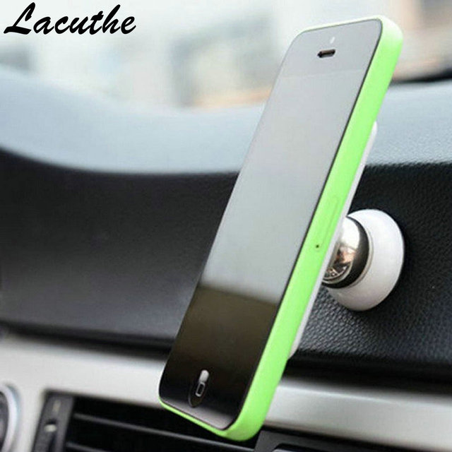 Lacuthe Car Styling 360 Degree Universal Car GPS Holder Magnetic Air Vent Mount Cell Phone Car Mobile Phone Holder Stand