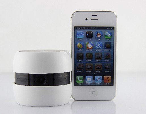 New mini Wifi Camera No need Router Wireless Portable Baby Monitor walkie talkie phone for Iphone/Ipad/Android System