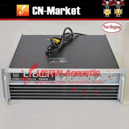 CROWN MA-5002VZ power amplifier (Free Shipping) !!!