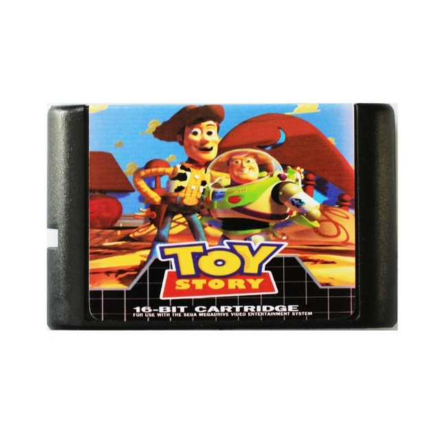 Toy Story 16 bit MD Game Card For Sega Mega Drive For SEGA Genesis