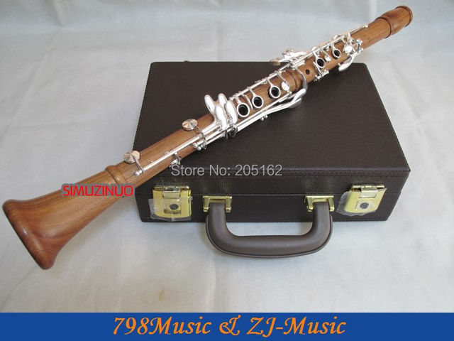 SR A Clarinet-Rose Wood Wooden- Professional