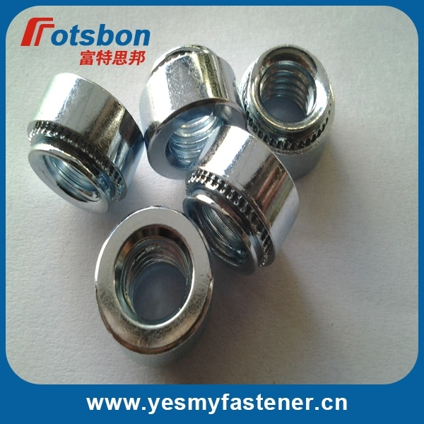 S-0518-1 self clinching nuts,rivet nuts,factory direct selling ,PEM standard,a lot in stock,made in china,press in nuts