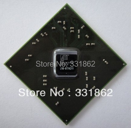 New ATI 216-0774211 BGA ic chip with balls for Laptop