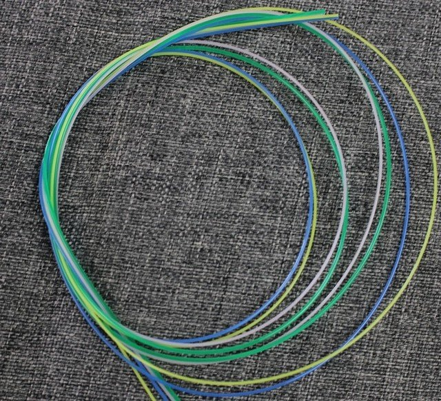 Easy to Distinguish Ukulele Guitar Strings guitar parts wholesale musical instruments Accessories