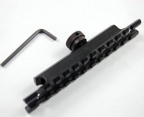 Carry Handle Picatinny Weaver Rail Mount Base Fit AR M