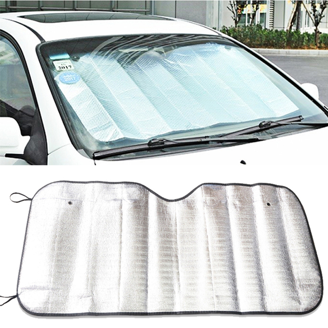 Universal Car Front//Rear//Side Window Sun Shade Cover Visor Curtian UV Protection