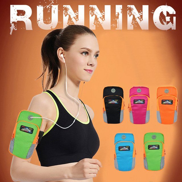 Running Sport Armband Case Cover Running armband Universal Bag Sport mobile phone Holder Outdoor Sport Phone Arm Pouch