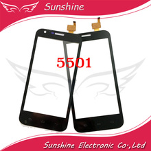 5501 For PRESTIGIO MultiPhone PAP 5501 PAP5501 DUO Touch Screen Digitizer Panel