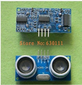 10PC HC-SR04 to world Ultrasonic Wave Detector Ranging Module HC-SR04 HC SR04 HCSR04 Distance Sensor