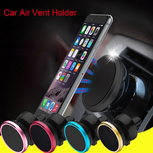 GPS stand 360 Car Magnetic Air Vent Mount Stand for iPhone GPS magnetic car vehicle holder mobile phone gps stand