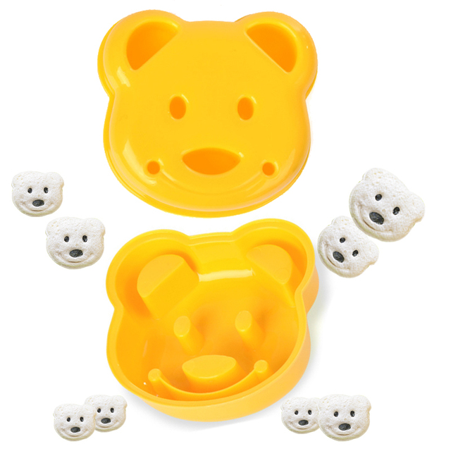 Sandwich making mould 529354  DIY children rice ball mold to Making lovely baby food