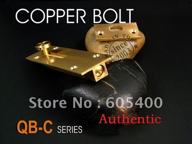 100% quality assurance, all copper QB-C over the bottom plug doors door stop device 6 inch / 4 inch + FREE SHIPPING