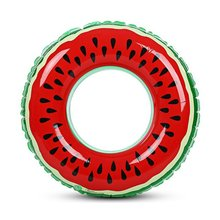 Watermelon Inflatable Adult Children Swimming Ring Inflatable Pool Float Circle For Adult Children