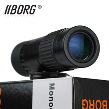 Borg15-85 hd times eyepiece pocket-size monocular telescope night vision 100 free shipping