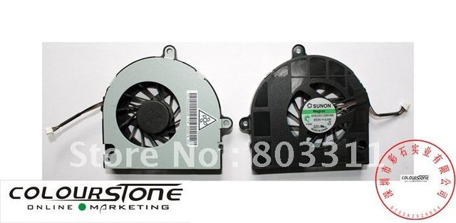 brand new laptop cpu cooling fan for acer 5736 Series  MF60120V1-C040-G99