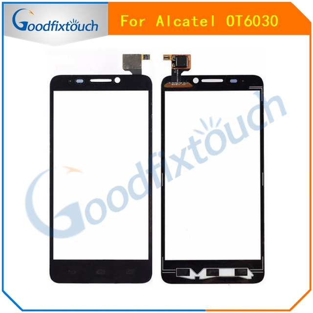 For Alcatel One Touch Idol 6030 6030A 6030D 6030X OT6030 OT6030A OT6030D Touch Panel Glass Lens Touch Screen Digitizer Sensor