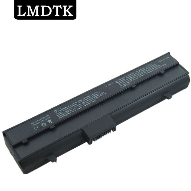 LMDTK New 6CELLS laptop battery for Dell Inspiron 630M 640M E1405  YG326 312-0373 312-0451 RC107 TC023 Y9943 FREE SHIPPING