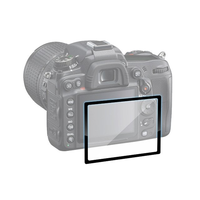 Selens camera LCD screen protector for Canon 60D 600D