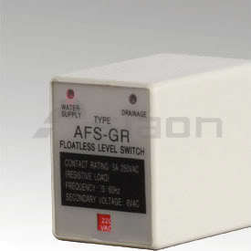 Electromatic Water Liquid Level Relay AFS-GR AC 220V