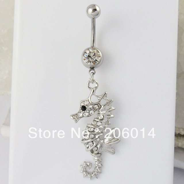 !Wholesale Navel Belly Ring Belly Button Ring Body Piercing Jewelry5PCS/LOT