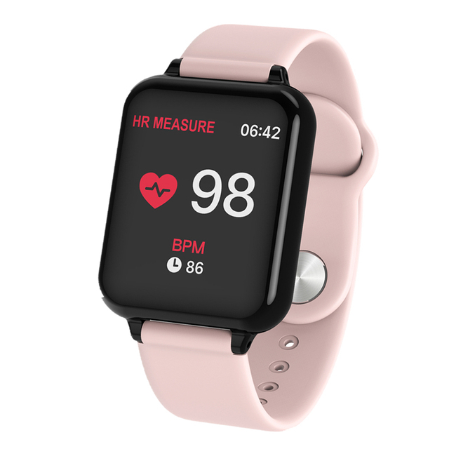 Waterproof Smart Sports Watches Women Men Standby 25 Days Heart Rate Blood Pressure Monitoring Smartwatch For IOS Android Phone