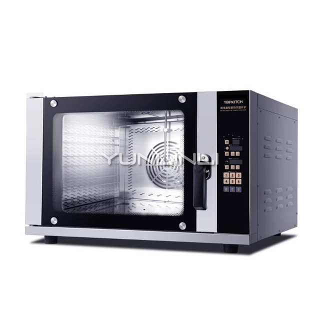 Large Hot Stove Oven Hot Air Circulation Furnace Four-layer Baking Egg Tart Oven Type Commercial Electric Oven TRF-03