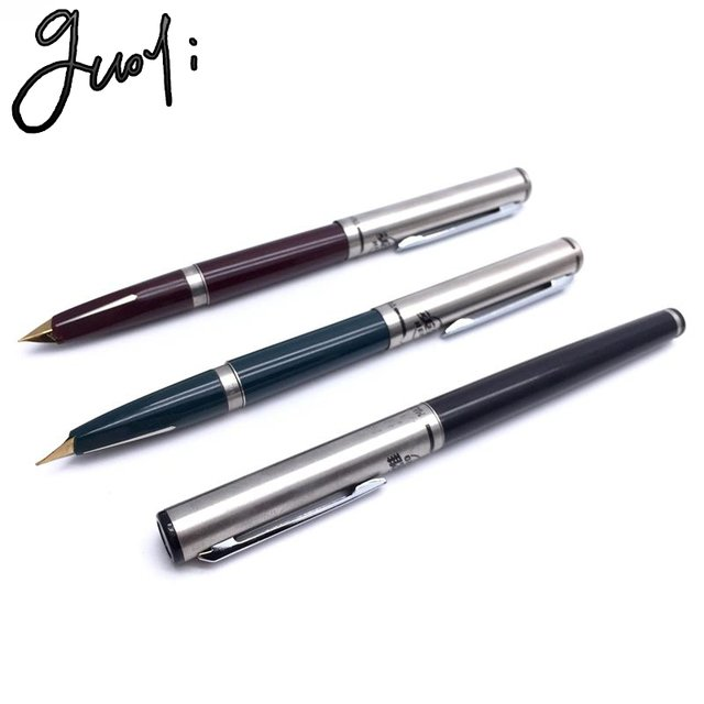 Classic hero 240 ink pen Learn office school stationery Gift Luxury pen hotel busines Fountain pen Color shipped randomly