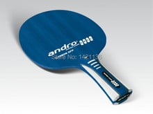 Andro Super Core Cell Carbon Off Table Tennis Blade/Racket FL/CS - Christian Suss