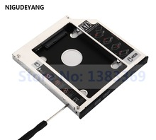 NIGUDEYANG 2-й жесткий диск HDD SSD SATA Optical Bay Caddy для шлюза NV50A02U PEW96 NV50A NV7802U NV78