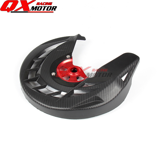 Motorcycle Front brake disk protective cover For CR125 CR250 CRF250R CRF450R Dirt Bike MX Motocross Off Road Motorcycle Modify