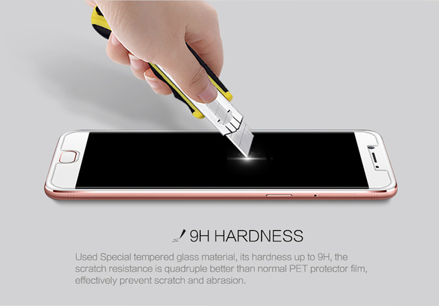 MuTouNiao 9H Glass Screen Protector Film For OPPO A57 A59 A59S F1s R829 R8007 R1S R827 R3 R5 R7 R7lite R7S Plus R9 R9s F1 plus