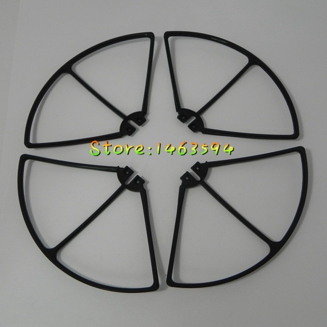 Free shipping Syma X8C blade Protectors Syma X8C X8W X8G RC Quadcopter spare parts Propeller Protectors  protection