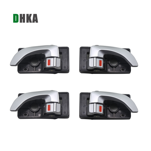 DHKA INSIDE INTERIOR DOOR HANDLE  For HYUNDAI Tucson 05-09 2005 2006 2007 2008 2009  OEM: RH:82620-2E000 LH:82610-2E000