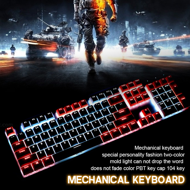 Durable Keycap Set Mechanical Keyboard Translucent Keycaps Laptop Portable Spare Keycap Typing for Cherry MX