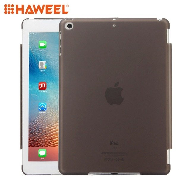 HAWEEL Tablet Case Cover For iPad 9.7 inch(2017) Frosted PC Protective Case For iPad Air
