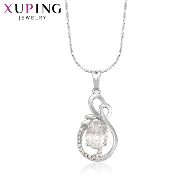 Xuping Elegant Charm Pendant With Environmental Copper Jewelry for Girl Women Valentine's Day Gift M36-30102