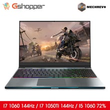 MECHREVO Z2 Electronic Competitive Screen 15.6 Inch Intel 8th Gaming Laptop Windows 10 Notebook i7-8750h 1TB Mechanical keyboard