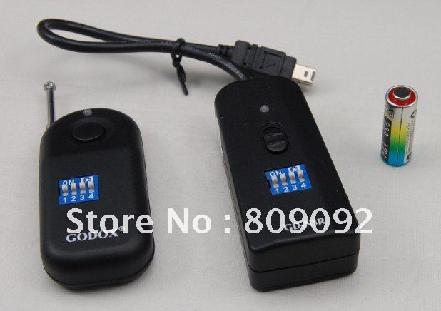 GODOX GD-N3R 16 Channel 30m Wireless Remote Shutter Release for Nikon D90