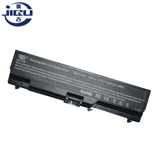 JIGU Laptop Battery For Lenovo 42T4851 42T4912 42T4739 42T4752 42T4765 42T4755 For THINKPAD T530 T410I L410 FRU 42T4851 45N1007
