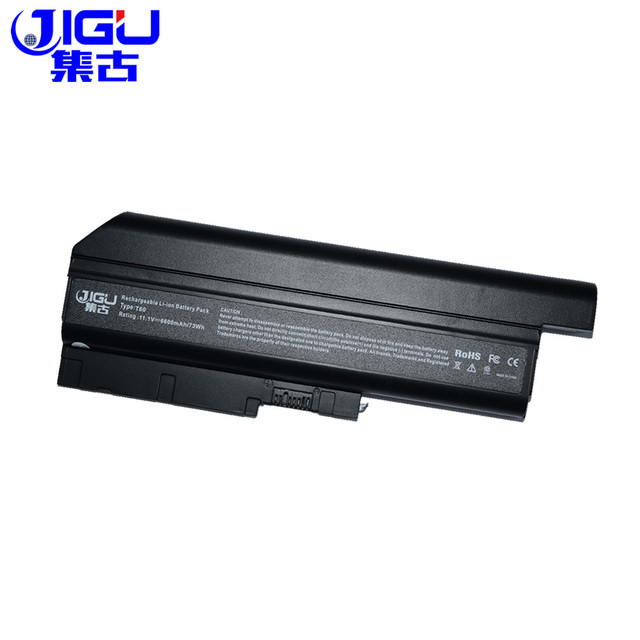 JIGU Laptop Battery For  IBM Thinkpad T61 R60 Z60 z61 T60 R61 Replacement For IBM LENOVO 41N5666 42T4504 42T4511 40Y6797