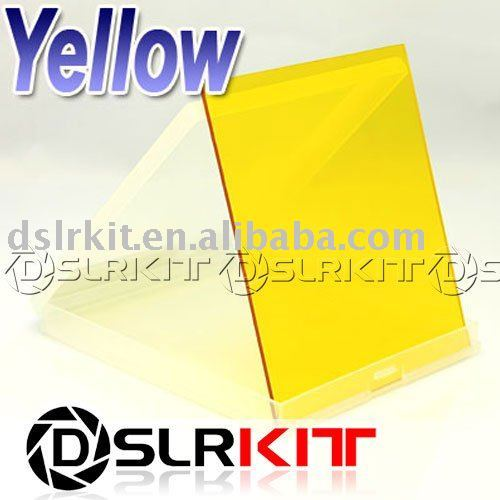 Yellow Filter for Cokin P series Color Conversion+Free Shippinmg