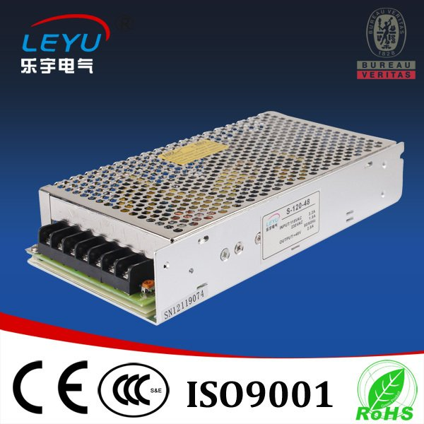 CE RoHS 120w Switching S-120-12 Power Supply  For Led Strip
