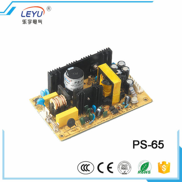 Open-frame power PS-65 65W Single Output  PS-65-5/12/15/24 65W Switching Power Supply