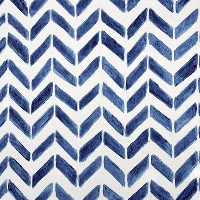 HUAYI New Arrival Blue Chevron Backdrop Photography For Studios Newborn Backdrop D-8552