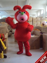 2017 New Mascot Costume Adult Character Costume Mascot As Fashion Freeshipping Cosplay Little Red Monster