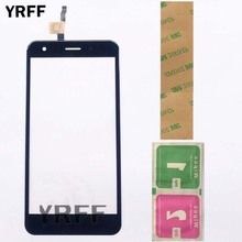 Mobile Touch Screen Glass For Fly FS530 FS 530 Touch Screen Digitizer Panel briseis Panel Repair Replacement Part